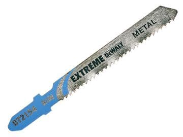 DT2154 EXTREME Metal Cutting Jigsaw Blades Pack of 3